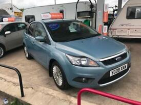 Ford Focus 1.6 ( 100ps ) 2008.25MY Titanium