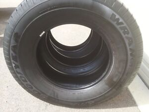 Good Year Wrangler SR-A Tires P265/70R17 265/70/17 M+S