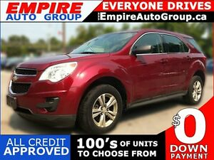 2010 CHEVROLET EQUINOX LS * SAT RADIO * STOLEN VEHICLE TRACKER