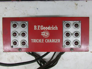 Multiple Battery Trickle Charger Antique