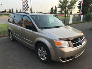 2009 DODGE GRAND CARAVAN SXT STOW N GO