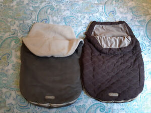 2 JJ Cole bunting bags