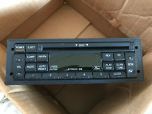 Ford CD/Stereo
