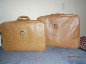 2 pc Samsonite luggage