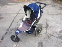 BOB B.O.B Revolution pram buggy stroller