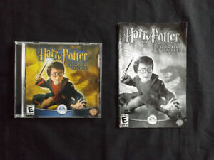 Harry Potter and the Chamber of Secrets PC CD-ROM Game 2002
