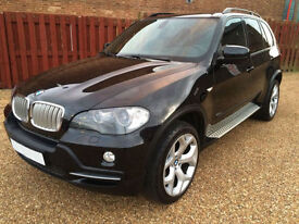 LHD 2007 BMW X5 3.0d 2007MY SE FULLY LOADED LEFT HAND DRIVE, 7 SEATER