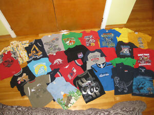 Boys size 5/6 summer clothing lot