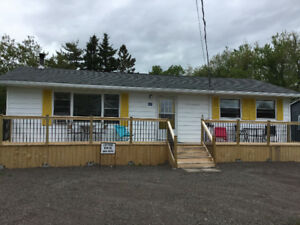 SHEDIAC POINT DU CHENE COTTAGES FOR RENT - AC WIFI SAT TV PHONE