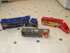 Tractor Trailor Toys