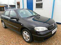 Vauxhall/Opel Astra Club 2003 SOLD SOLD