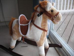 Rockin Rider Rocking Horse
