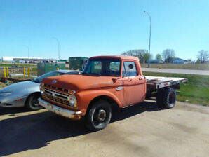 1966 Ford. Very good condition.