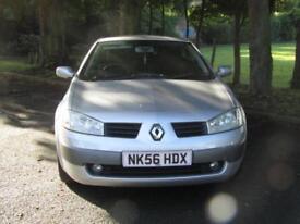 Renault Megane 1.6 VVT Coupe Dynamique**61,000 Miles**HARDTOP CONVERTIBLE**