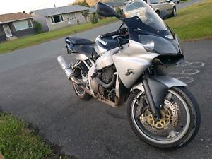 2000 Kawasaki ZX6R