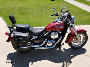 2005 Kawasaki Vulcan 800 classic lt
