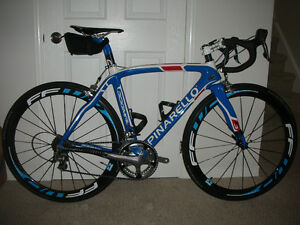 PINARELLO DOGMA REPLICA FRAMESET ONLY -51,5 SIZE (53,5 TOP TUBE)
