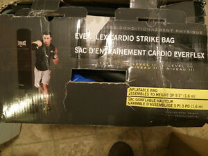 Everlast Cardio Strike Bag