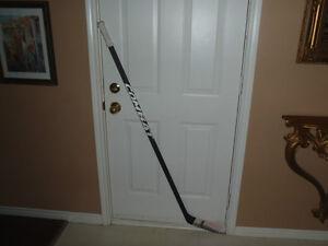 Warrior LH Intermediate Hockey Stick