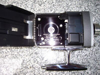 vintage Bell &Howell auto load super 8 camera