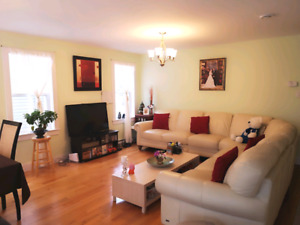 3Br + 3.5 bath three level house in Elmsdale