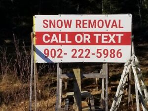 Local Snow Removal & Salting Sanding ( HALIFAX Residential 24/7