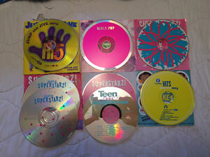 TWEEN MUSIC cd collection West Island Greater Montréal image 1