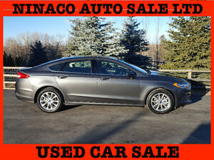 2017 Ford Fusion SE Only.00.550km BIG SALE  $20.999 ALL INCLUDED
