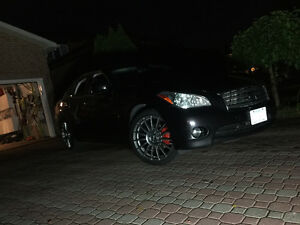 "2012 Infiniti M37X FULLY LOADED SPORTS PKG W 20"" OZ RACING RIMS"