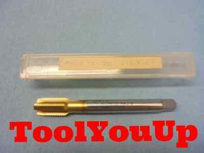 New Emuge 12 20 Unf 2b Rek.2 B Hsse Spiral Point 3 Flute Tap Machine Shop Tools