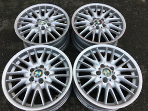 "set of BMW M Vspoke 18"" rims in good used condition"
