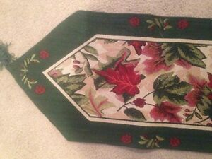 Fall themed table runner Cambridge Kitchener Area image 3