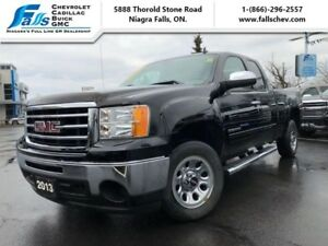 2013 GMC Sierra 1500 SL NEVADA EDITION  4.8L,CHROME PACKAGE,BLUE