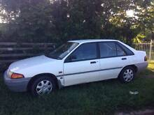 FREE: 1990 Ford Laser Corindi Beach Coffs Harbour Area Preview