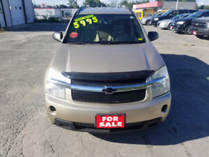 2009 Chevrolet Equinox SUV *** CERTIFIED $5995 *** 100% APPROVED