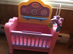 Little Tikes Doll Crib