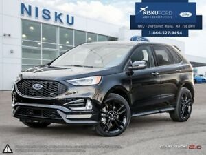2019 Ford Edge ST AWD  - Leather Seats