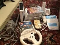 Wii & bundle games