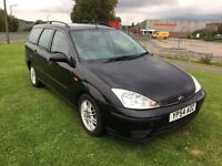 54 REG FORD FOCUS 1.8 TDCi LX 5DR-GREAT ON DIESEL-GOOD ESTATE CAR-READY TO DRIVE AWAY