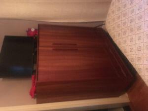 MCM Teak Wardrobe / Dresser - $300 OBO