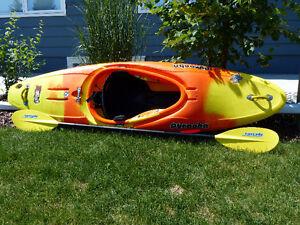Rebel-Pyranha Kayak