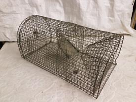 Vintage Humane Rodent Trap