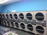 Coin Laundry, Huebsch Commercial Stack GAS Dryers