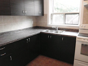 Very clean renovated 1 bedroom with parking near lake,Etobicoke