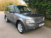 2008 LAND ROVER RANGE ROVER VOGUE 3.6 TDV8 TURBO DIESEL AUTOMATIC 4X4