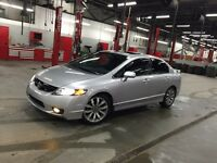 2010 Honda Civic Si Sedan 4 portes