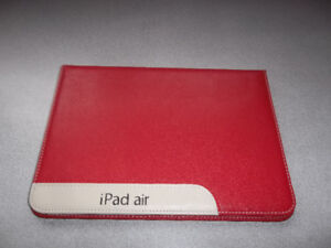 Leather i Pad air cover