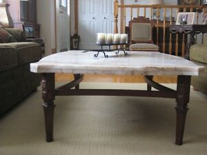 coffee table & side tables