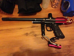 WGP Trilogy Sport Autococker Paintball Gun