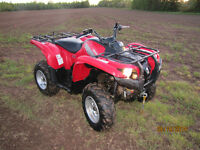 700 grizzly for sale. $5000